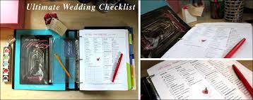 Ultimate Wedding Planner Build Your Custom Worksheet Planner U2013 The American Wedding Guide