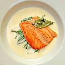 classical cuisine nouvelle cuisine salmon tastespotting