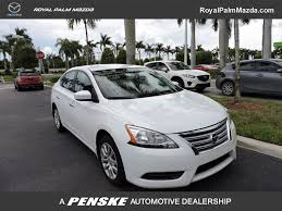 nissan sentra usb port not working 2014 used nissan sentra 4dr sedan i4 cvt sr at royal palm nissan