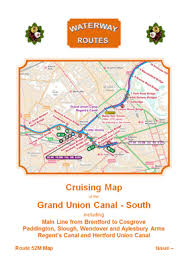 grand map pdf grand union canal south cruising map in acrobat pdf format