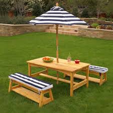 Patio Table Parasol by Kid Picnic Table Umbrella U2014 Home Ideas Collection We Go On A