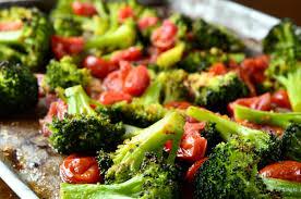 roasted broccoli and tomatoes life u0027s ambrosia
