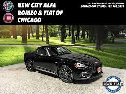 2017 fiat 124 spider abarth new 124 spider for sale in chicago il new city alfa romeo fiat