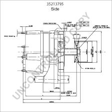 35213795 alternator product details prestolite leece neville