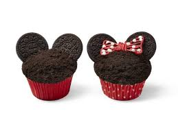 mickey mouse cupcakes mickey and minnie cupcakes recipe food network kitchen food
