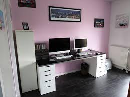 plan de travail bureau nouveau bureau photo 1 2 on voulait un bureau assez pour y