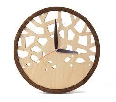 modern clocks wall u2013 modern clock wooden u2013 new house gift u2013 wall