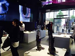 design engineer oxford dyson brings engineering to life with new london store design week