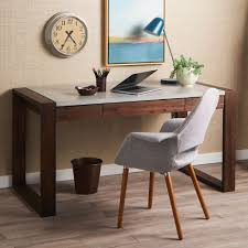 Writing Desk With Chair Nativestone Lotus Writing Desk Fd60 Na Native Trails