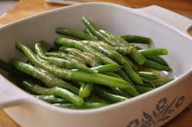 green beans in vinaigrette living lou