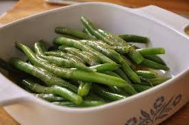 green beans in vinaigrette living lou