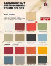 paint chart international harvester u2026 pinterest