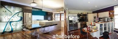 Queenslander Interiors Before After Major Kitchen Remodeling In Brisbane By Sublime