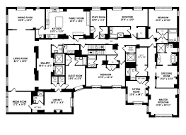4 Bedroom Apartment by 128 Best Apartment Floor Plans Images On Pinterest Architecture