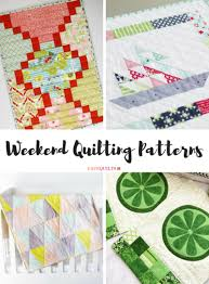 weekend quilting patterns 34 quilts to make in a weekend