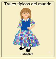 imagenes para dibujar faciles sobre el folklore paraguayo juegos y juguetes de la abuela muñecos de papel con trajes típicos