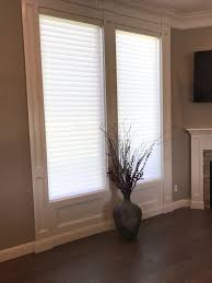 Woven Wood Roman Shades On Arched Window Products Columbia Blinds And Shutters