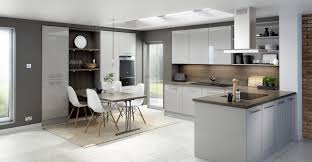 grey kitchen cupboards with black worktop small kitchen ideas 15 fresh ideas for your small kitchen