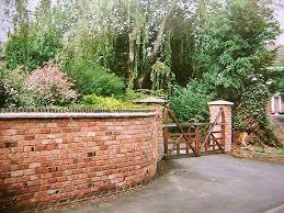 brick garden wall brick garden wall ideas 2503 write teens