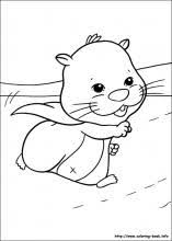 zhu zhu pets coloring pages coloring book