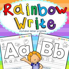 25 rainbow writing ideas rainbow crafts