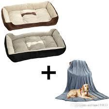 Dog Sofa Blanket 2017 45x30cm Pets Beds 70x100cm Grey Pets Blanket Summer Dogs