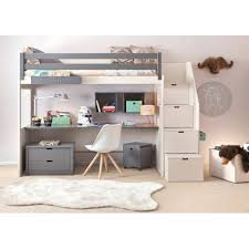 lit sureleve avec bureau lit mezzanine enfant bureau lit mezzanine avec bureau armoire en