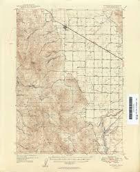 Colorado Road Map by