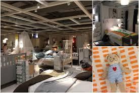 Schlafzimmer Bei Ikea Kleines Freudenhaus Eine Nacht Im Ikea Einrichtungshaus Ein