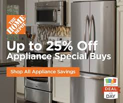 home depot black friday spring 2017 dates deal of the day up to 25 off at home depot thegoodstuff