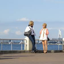 location chambre 钁e 街撮りスナップこれ1枚 ここは横浜なのか 外国なのか アニメの