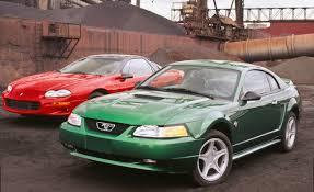 2000 ford mustang colors 1999 chevrolet camaro z28 vs ford mustang gt car