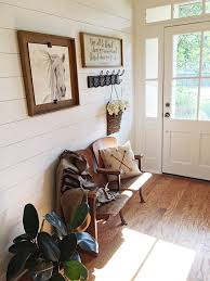 farmhouse foyer reveal beauty for ashes