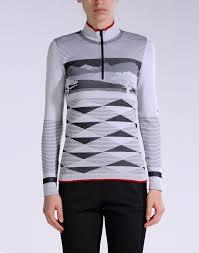 light pink adidas sweatshirt adidas by stella mccartney women jumpers and sweatshirts polo necks