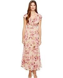 chiffon maxi dress hello 65 dresses women s vintage floral ruffle