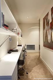aménagement bureau à domicile amenagement petit espace with contemporain bureau à domicile