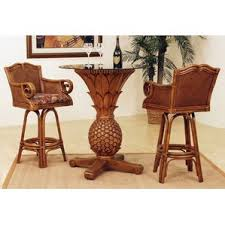 trent design pub tables bistro tropical pub tables bistro sets you ll wayfair