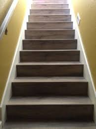 can i install laminate flooring on stairs