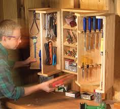 Making A Tool Cabinet Pantry Door Tool Cabinet Popular Woodworking Magazine