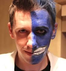 comic book makeup u2013 my halloween costume u2013 mikhila com