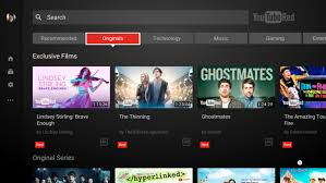 tv apk for android tv 2 01 04 update brings back brand accounts