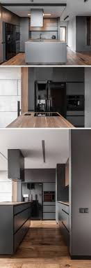 Matte Black Kitchen Cabinets Kitchen Ideas Black Kitchen Cabinets White Cabinets Black