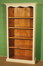Tall Narrow Bookcase by Furniture Home Awesome Wide Bookcase In Pottery Barn Kids Corner