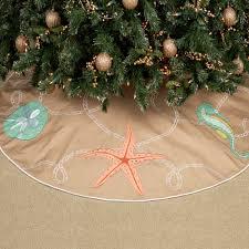 ashore coastal tree skirt