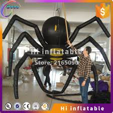 aliexpress com buy 3m outdoor inflatable spider for halloween