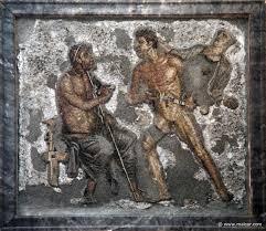 Blind Prophet In The Odyssey Achilles Greek Mythology Link