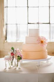 peach ombre wedding cake top cakes of 2014 glamour grace