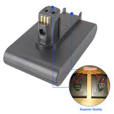 Dyson Hand Vaccum Floureon Battery Pack 6 Cell For Dyson Dc31 Dc34 Dc35 Handheld