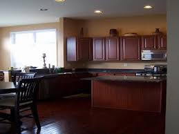 paint colors to match cherry wood cabinets nrtradiant com
