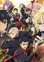 Owari No Seraph Light Novel Owari No Seraph Nagoya Kessen Hen Details Randaris Anime